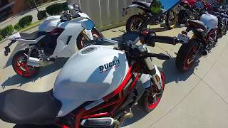 7. Ducati Monster 797 Ride and Review