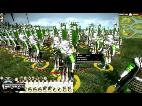 Total War: SHOGUN 2 Gameplay