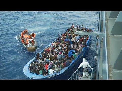 Ιταλία: Σχεδόν 6.000 μετανάστες μόνο το Σαββατοκύριακο!