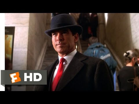 The Thomas Crown Affair (1999) - Chasing Thomas Scene (8/9) | Movieclips