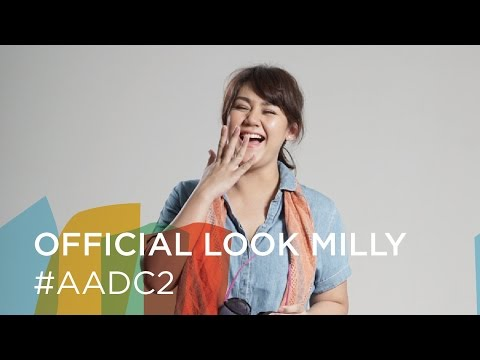 Official Look Milly #AADC2