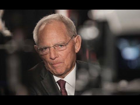 Schäuble (CDU) plant weiter mit Merz fürs Kanzleramt