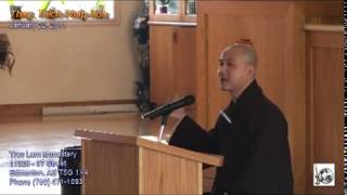 Thay. Thich Phap Hoa - Dharma Protector (Jan. 22, 2011)