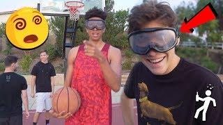 2Hype Drunk Basketball Challenge!