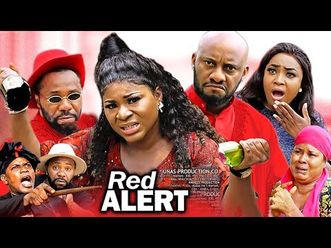 RED ALERT Complete 1&2(New Movie) DESTINY ETIKO YUL EDOCHIE LIZZYGOLD 2021 LATEST NIGERIAN MOVIE