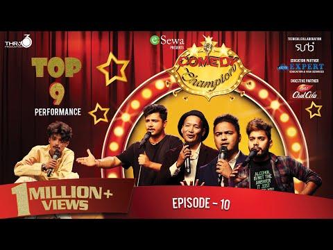 Comedy Champion - Episode 10
