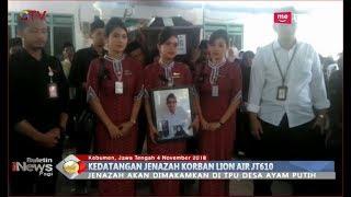 Video Endang, Pramugari Lion Air yang Menjadi Korban Dimakamkan di Kebumen -  BIP 05/11 MP3, 3GP, MP4, WEBM, AVI, FLV Mei 2019