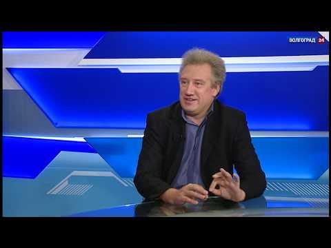 Андрей Аниханов, главный дирижер Волгоградского академического симфонического оркестра, заслуженный артист России