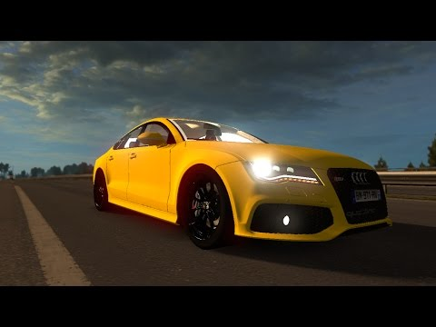 Audi RS7 [1.27] v1.0