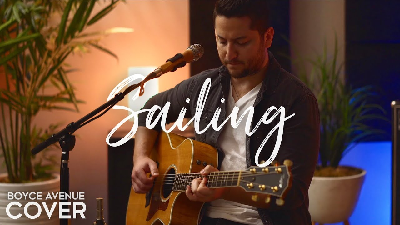 Sailing – Christopher Cross (Boyce Avenue acoustic cover) on Spotify & Apple