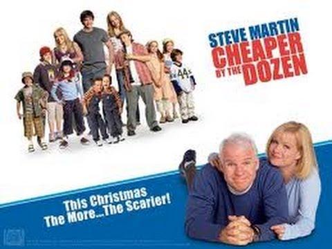 Cheaper By the Dozen Official Trailer (2003)