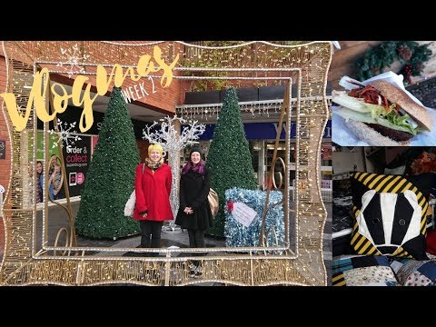 Christmas Cards And German Markets ❤ Vlogmas Week #2