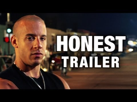 Honest Trailers - Fast Five