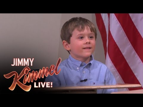 hayes - Jimmy Kimmel Live - Five Year Old Presidential Expert Arden Hayes Jimmy Kimmel Live's YouTube channel features clips and recaps of every episode from the lat...