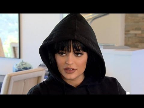 Kylie Jenner on C
