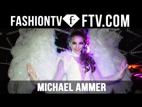 Michael Ammer FashionTV 2016 Party