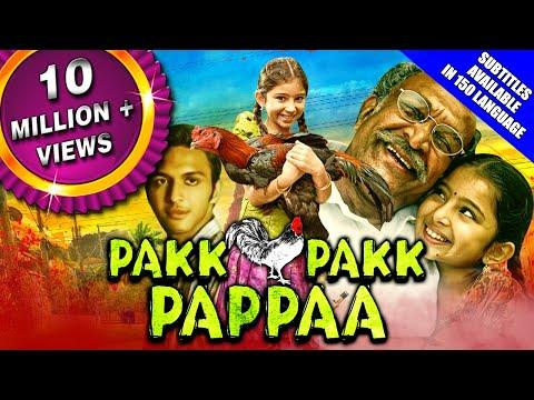 Pakk Pakk Pappaa (Saivam) 2020 New Released Hindi Dubbed Full Movie | Nassar, Sara Arjun, Luthfudeen