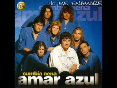 Amar Azul - Yo me enamore lyrics