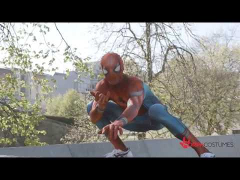 SPIDER-MAN: HOMECOMING | MorphCostumes