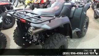 6. 2017 Suzuki KingQuad 750AXi Power steering Special Editio...