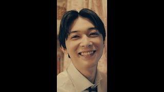 吉沢亮が口元にチョコ/ガーナアイス「#あざとチョコ キャンペーン」WEBムービー「とって」篇