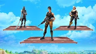 LAST MAN STANDING CHALLENGE (Fortnite Battle Royale)