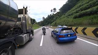 Video 250km/h Lady Rider - Karak Highway MP3, 3GP, MP4, WEBM, AVI, FLV Agustus 2019