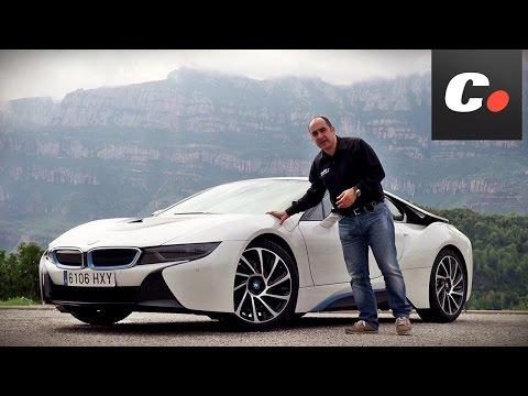BMW i8 – Prueba coches.net / Test / Review (2014)