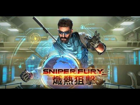 《熾熱狙擊 Sniper Fury》手機遊戲玩法與攻略教學!