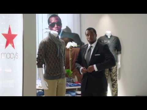 Diddy Releases Hilarious Outtakes from Sean John Ads