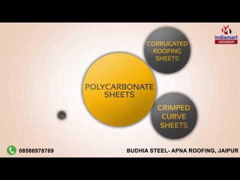Budhia Steel- Apna Roofing
