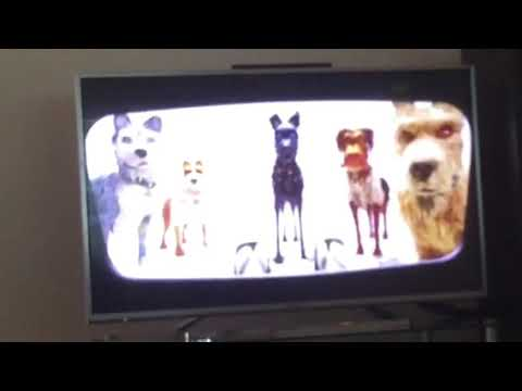 Opening To Isle Of Dogs 2018 Blu-ray Australia