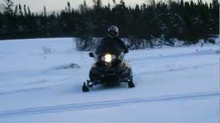 6. 2006 arctic cat panther bad driver!!!