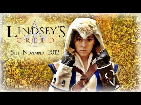 Assassin's Creed III - Lindsey Stirling (видео)