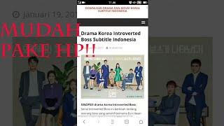 Video Cara Download Drama Korea di Drakorindo.com MP3, 3GP, MP4, WEBM, AVI, FLV Maret 2018
