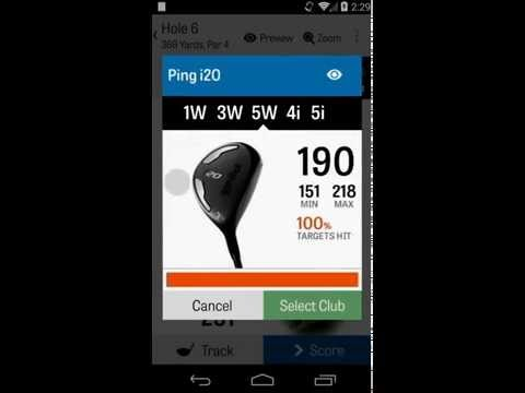 Video of Golfshot: Golf GPS