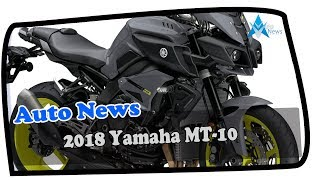 8. AWESOME!!!2018 Yamaha MT 10 2018 India Auto Expo Price & Spec