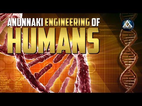 Anunnaki en de genetische manipulatie of mensen