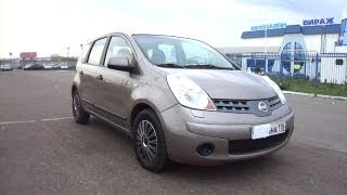 2008 Nissan Note. Start Up, Engine, And In Depth Tour.