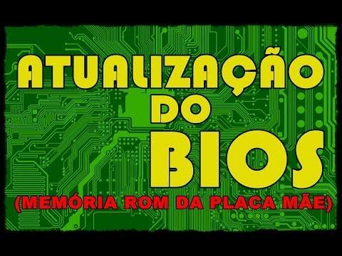 APRENDA  ATUALIZAR A MEMÓRIA ROM DA SUA PLACA MÃE - (BIOS)
