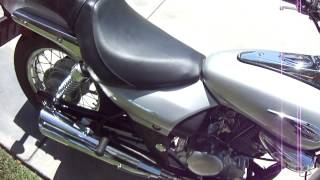 7. 2007 kawasaki eliminator 125 running
