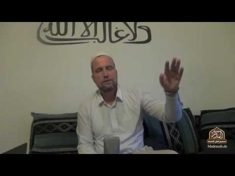 Bidayatul Hidaya 6.2 | Adab für weitere Gebete (ab der Mittagszeit) | Ustadh Mahmud Kellner