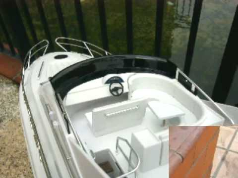 Hobby Engine Saint Tropez Boat