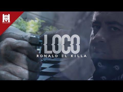 Video Ronald El Killa - Loco (Video Oficial) download in MP3, 3GP, MP4, WEBM, AVI, FLV January 2017
