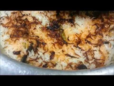 Mutton Dum Biryani official video