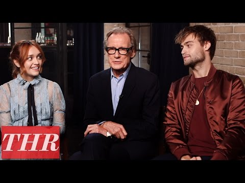 Olivia Cooke, Douglas Booth, & Bill Nighy: Crime, Mystery, & Music 'The Limehouse Golem'   TIFF 2016