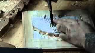 Короткий курс резьбы по дереву Виктора Дубовика часть 1