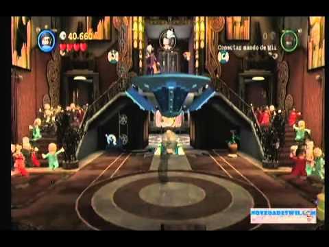 lego batman 2 dc super heroes wii soluce