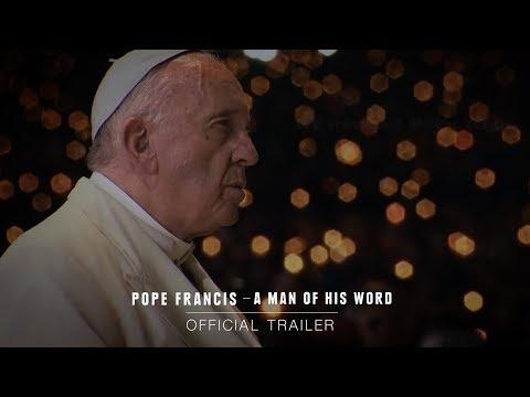 فيم فيندرز يقدم البابا فرنسيس في Pope Francis: A Man of His Word