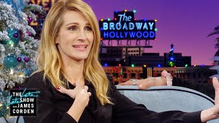 What Superhero Role Could Julia Roberts Tackle?